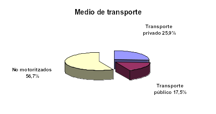 Medio Transporte
